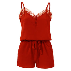 Alice Red - Playsuit