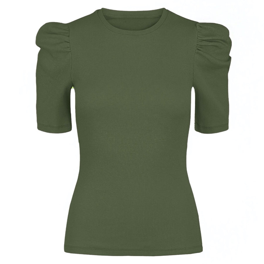 Anna Army Green - Top
