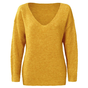 Anna Yellow - Knit