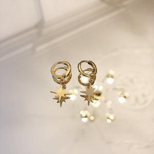 YEHWANG-STAR-GOLDEN-EARRINGS-SF
