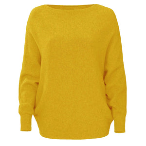BAT-MUSTARD-KNIT-PF