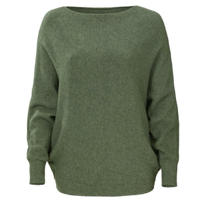BAT-ARMY-GREEN-SWEATER