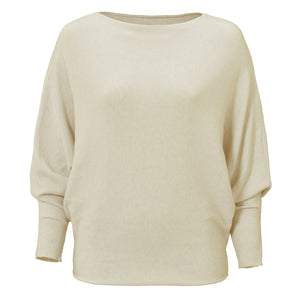 Bat Beige - Knit