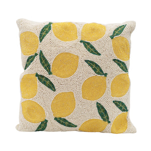 Lemon Yellow - Cushion