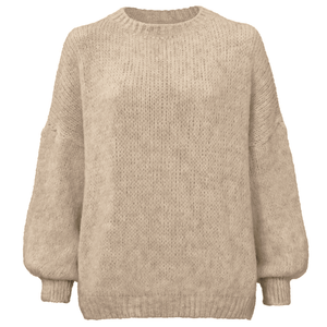 Bowie Taupe - Knit