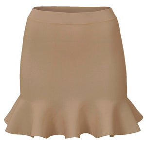 BRUINE-ROK-RUCHES-JUNE-BROWN-SKIRT-PF1