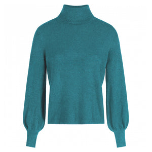 ROMI-BLUE-KNIT-PF1-BLAUWE-TURTLE-NECK-TRUI-MOST-WANTED