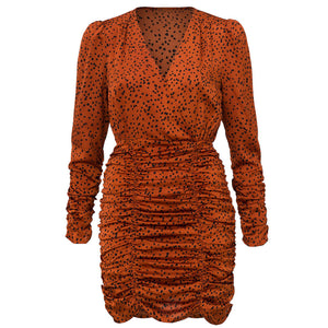 CARMEN-DRESS-STIPPEN-ORANGE-PF1