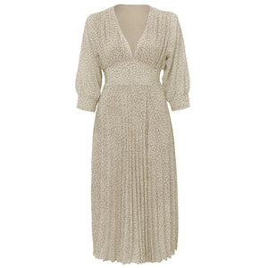 Chimene Beige - Dress