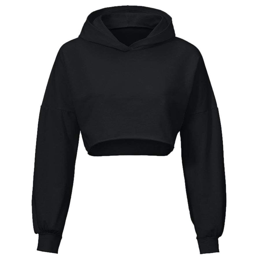 Danila Black - Cropped Sweater