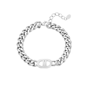 Dominique Silver - Bracelet