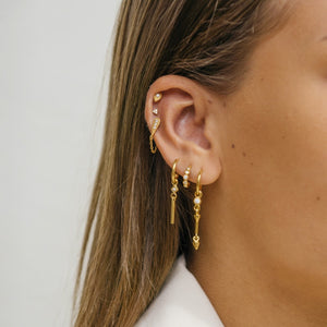 FIVE-STONED-WHITE-ZIRCONIA-GOLDEN-HOOPS-SF1
