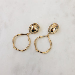 Angelica Gold - Earrings