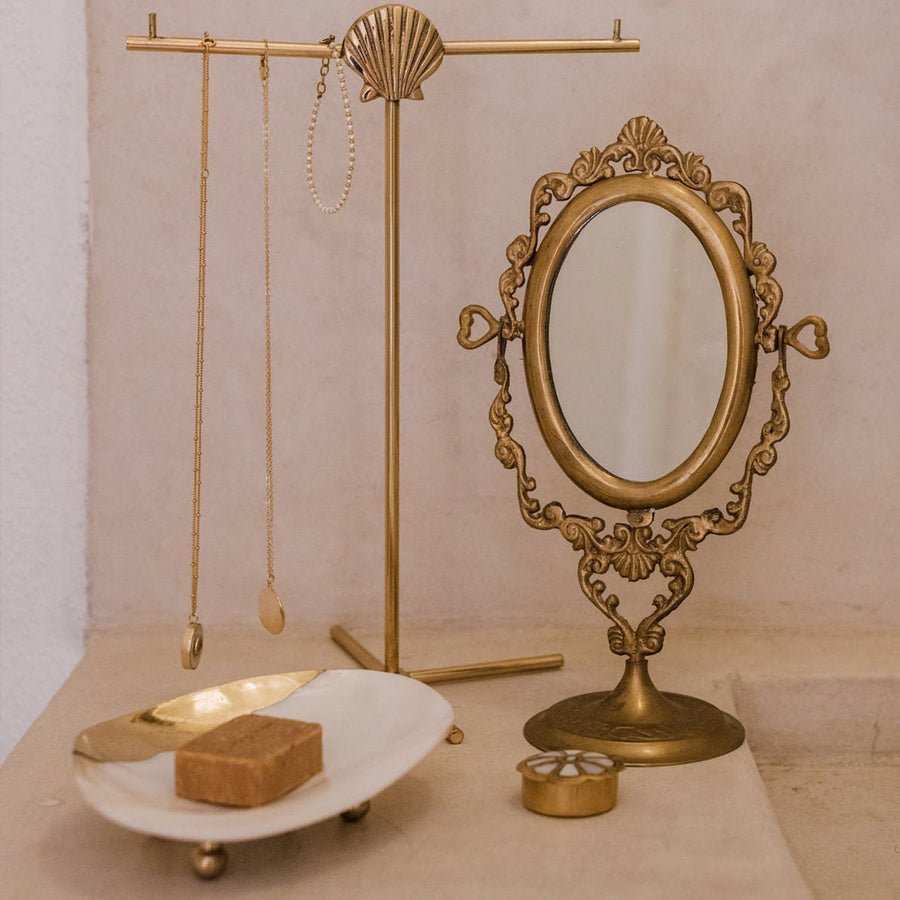 GOUDEN-TAFELSPIEGEL-PF1-OVAL-GOLDEN-TABLE-MIRROR