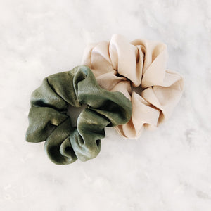 EL-SIMONE-GREEN-SCRUNCHIE-SF