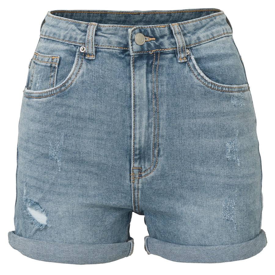 Reba Blue - Denim Short