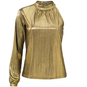 RUT&CIRCLE-ZARA-GOLD-TOP-PF