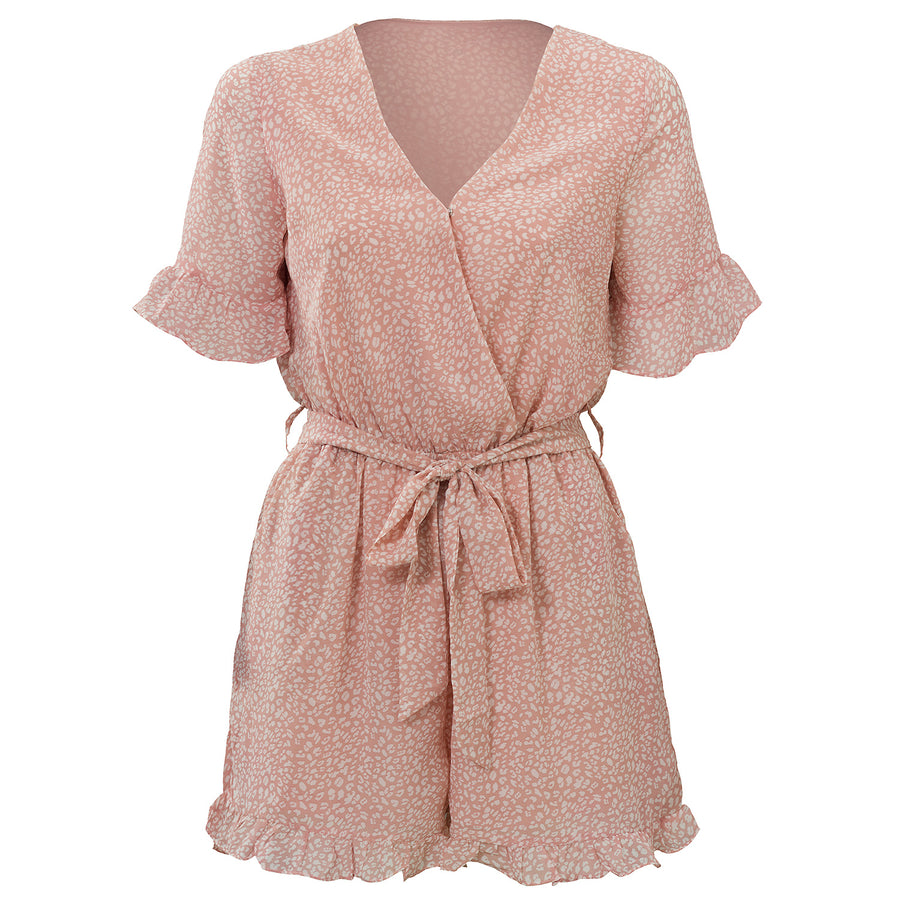 Ivory Pink - Playsuit