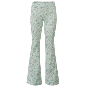 Yentle Mint - Flare Pants