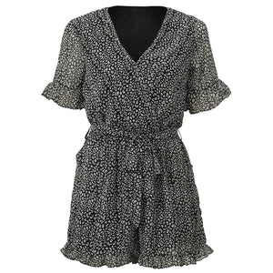 Ivory Black - Playsuit