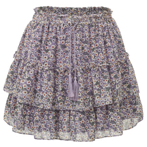 Alima Purple - Skirt