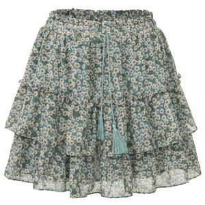 Alima Green - Skirt