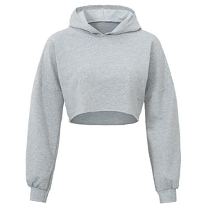 Danila Grey - Cropped Sweater