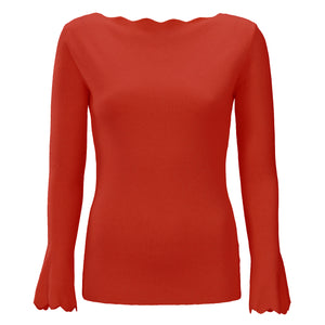AMBIKA-JESSICA-RED-TOP-PF