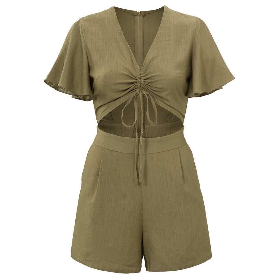 MADISON-ARMY-GREEN-PLAYSUIT-PF1