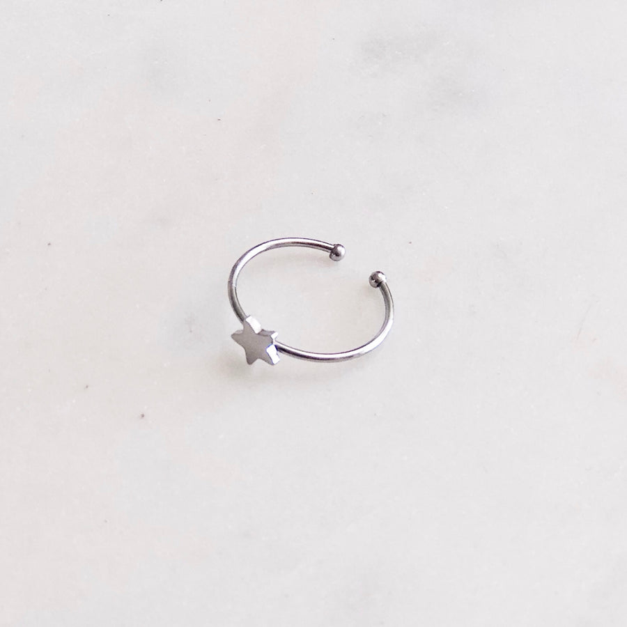 MJ-SMALL-STAR-SILVER-RING-PF1