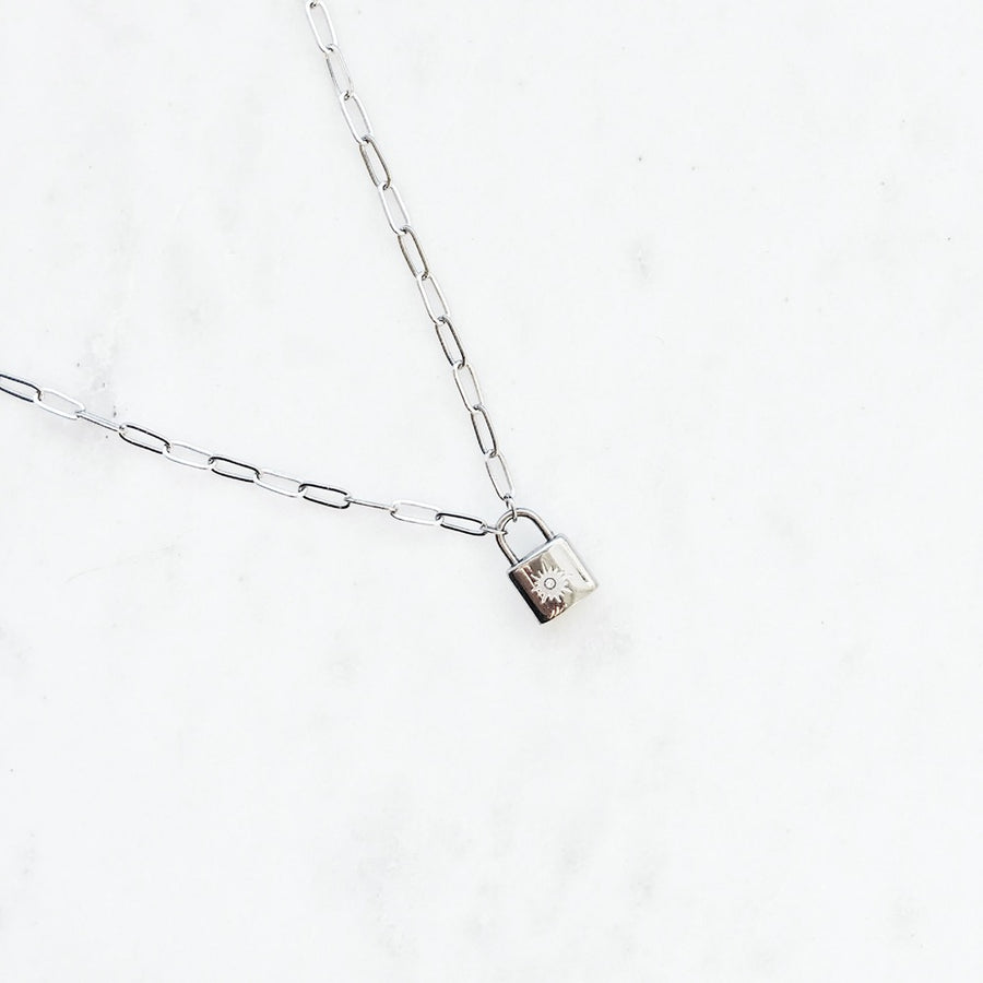 Valery Silver - Necklace