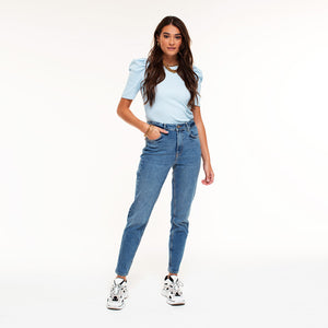 Leah Denim MB256 - Mom Jeans