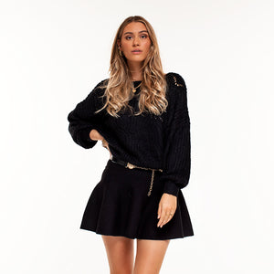 Marly Black - Skirt
