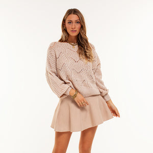 Marly Camel - Skirt