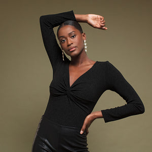 Joya Black - Bodysuit