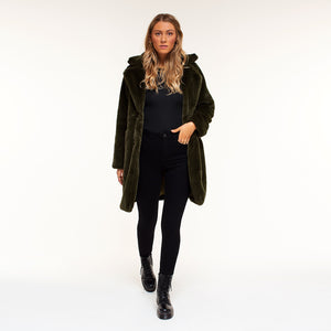 FAUX-FUR-JAS-GROEN-CHLOE-GREEN-COAT-SF1
