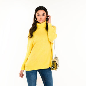 Emilia Yellow - Knit
