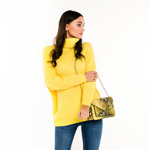 Claire Yellow - Bag