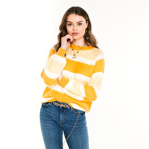 Bippa Yellow - Knit