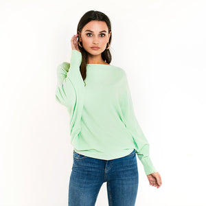Bat Mint - Knit