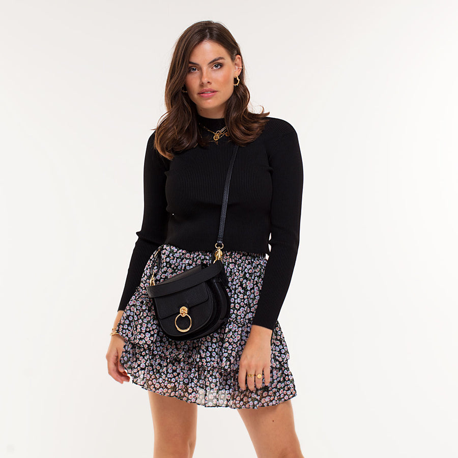 Alima Black - Skirt