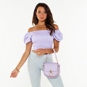 Cassie Lila - Crop Top