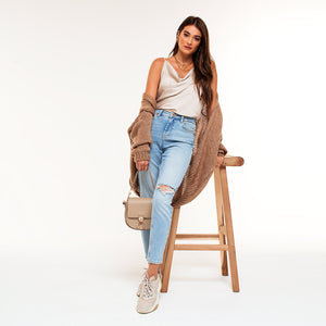 Leah Denim LB135 - Mom Jeans
