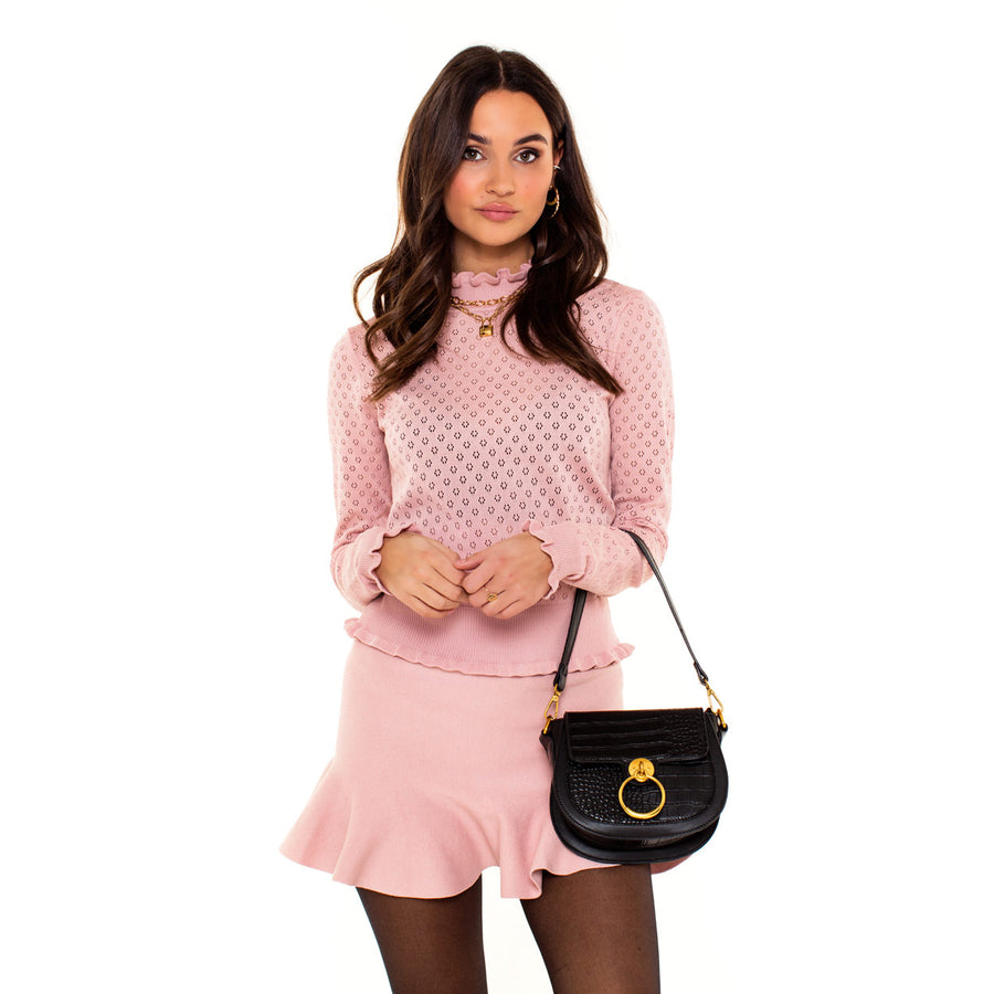 ROZE-ROK-RUCHES-JUNE-PINK-SKIRT-PF1