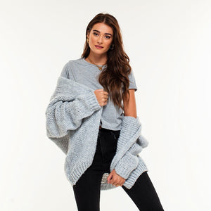 Yasmine Grey - Cardigan