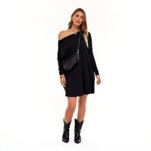 Marielle Black - Knit Dress