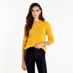 Jane Yellow - Knit