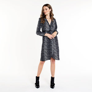Kaylee Leopard - Dress