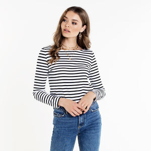 PIECES-INGRID-NIKKI-STRIPED-BLACK-TOP-SF1