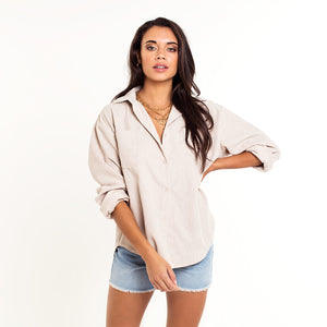 AMBIKA-BAILEY-SAND-BLOUSE-SF